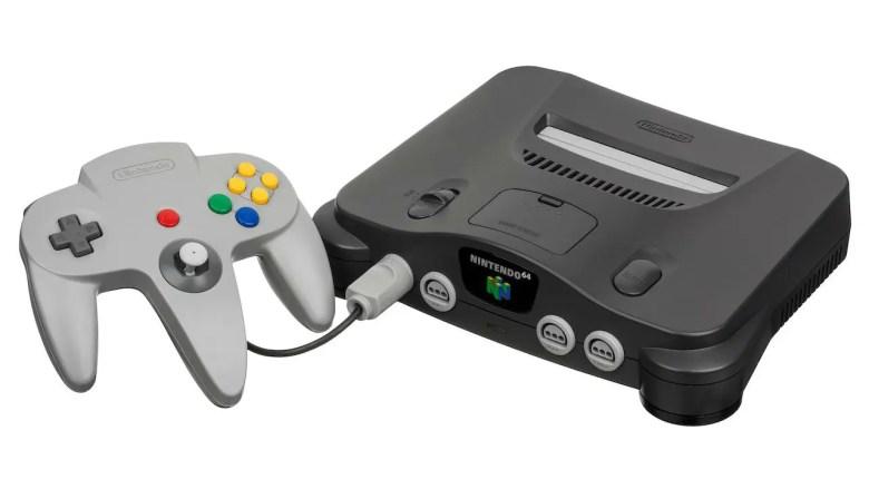 Nintendo 64 Photo