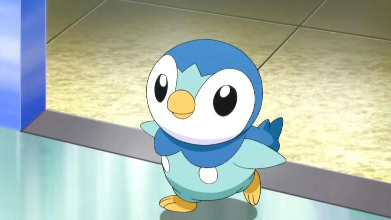 Piplup Anime Screenshot