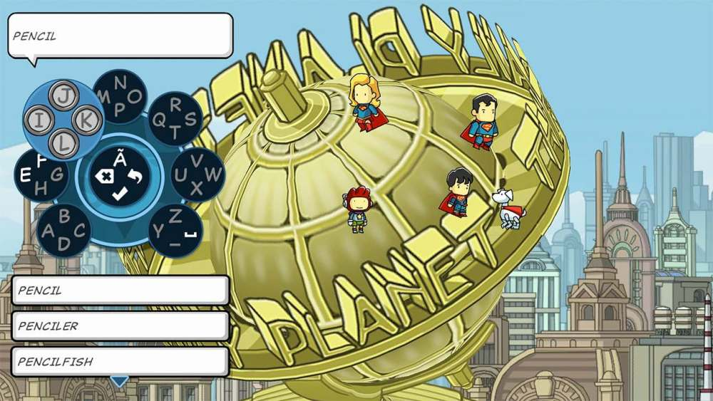 Scribblenauts Mega Pack Review Screenshot 3