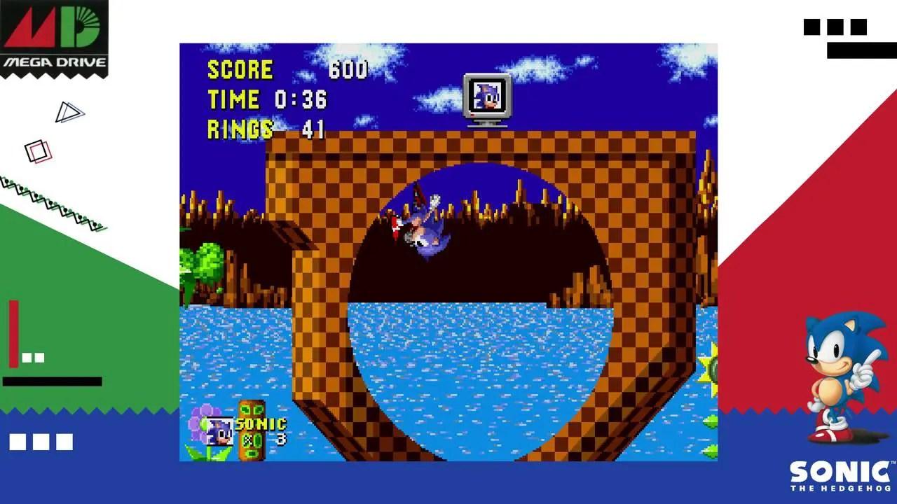 Sega Ages Sonic The Hedgehog Review Switch Nintendo Insider