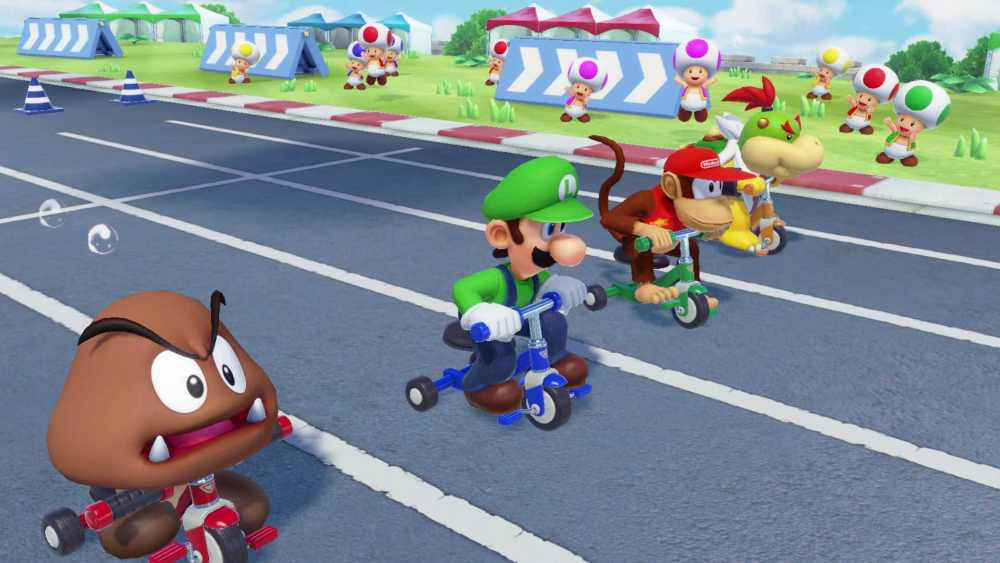 Super Mario Party Review Screenshot 1