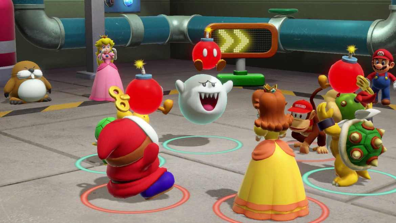 Super Mario Party Review Screenshot 2