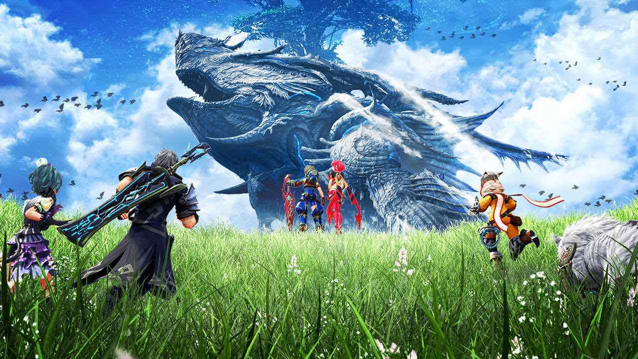 Xenoblade Chronicles 2 Nsp Download