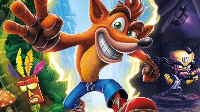 Crash Bandicoot N. Sane Trilogy Review Banner