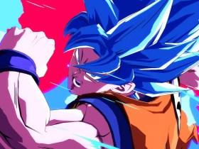 Goku Dragon Ball FighterZ Screenshot