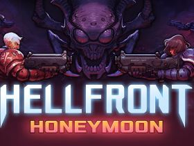 Hellfront Honeymoon Logo