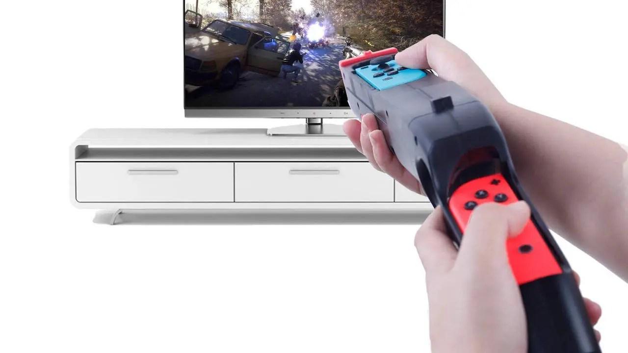 Joy-Con Game Gun Nintendo Switch Photo