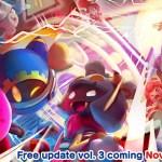 Kirby Star Allies DLC Wave 3 Artwork