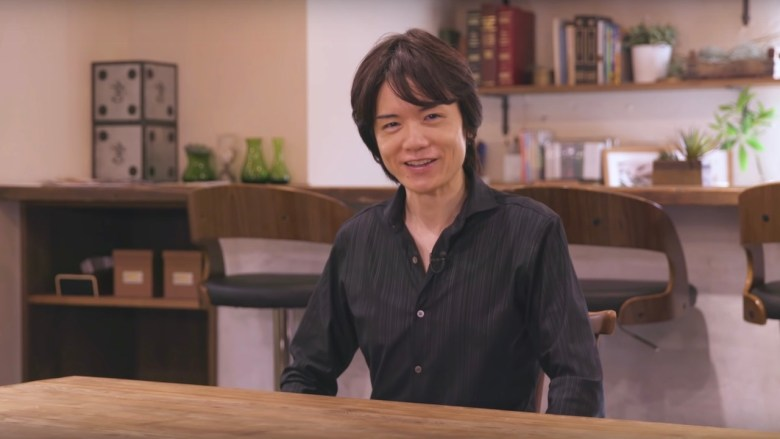 Masahiro SakuraI Super Smash Bros. Ultimate Direct Photo
