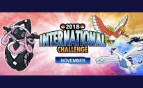 Pokémon 2018 International Challenge Banner