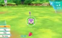 Pokémon Let's Go Berries Screenshot