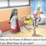 Pokémon Let's Go Fortune Teller Screenshot