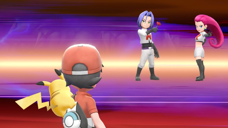 Pokémon Let's Go Pikachu! Review Screenshot 2