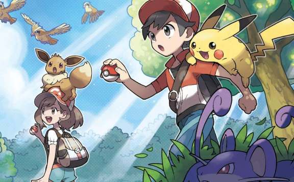 Pokémon Let's Go Review Header