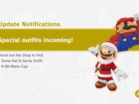 Super Mario Odyssey 8-Bit Mario Cap Screenshot