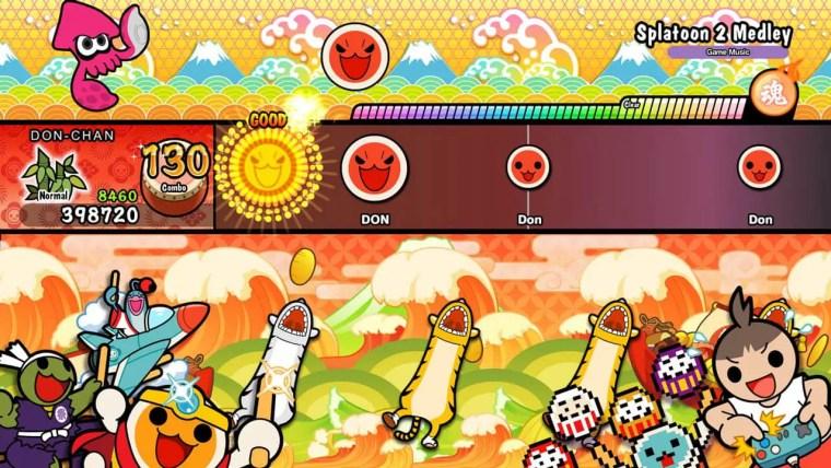 Taiko No Tatsujin: Drum 'N' Fun! Review Screenshot 1