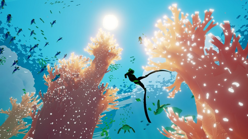 ABZÛ Review Screenshot 1
