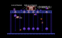 Arcade Archives Donkey Kong Jr. Screenshot