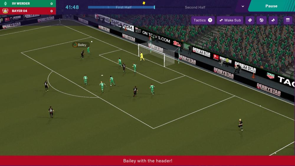Football Manager 2019 Touch Review Screenshot 2