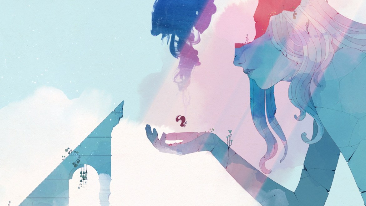 GRIS Review Screenshot 1