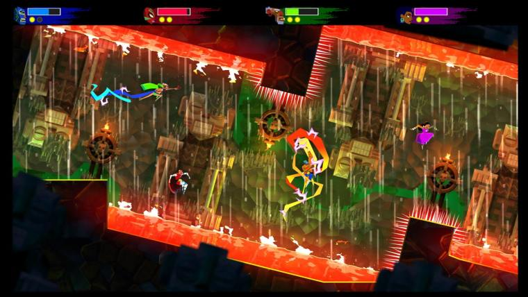 Guacamelee! 2 Review Screenshot 2