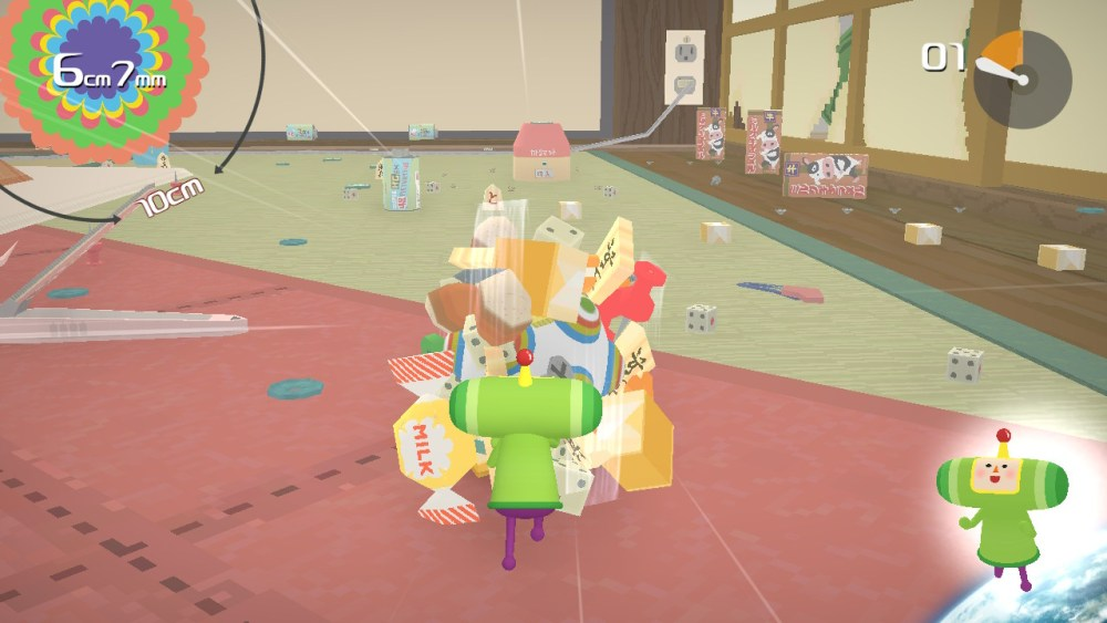 Katamari Damacy Reroll Review Screenshot 1