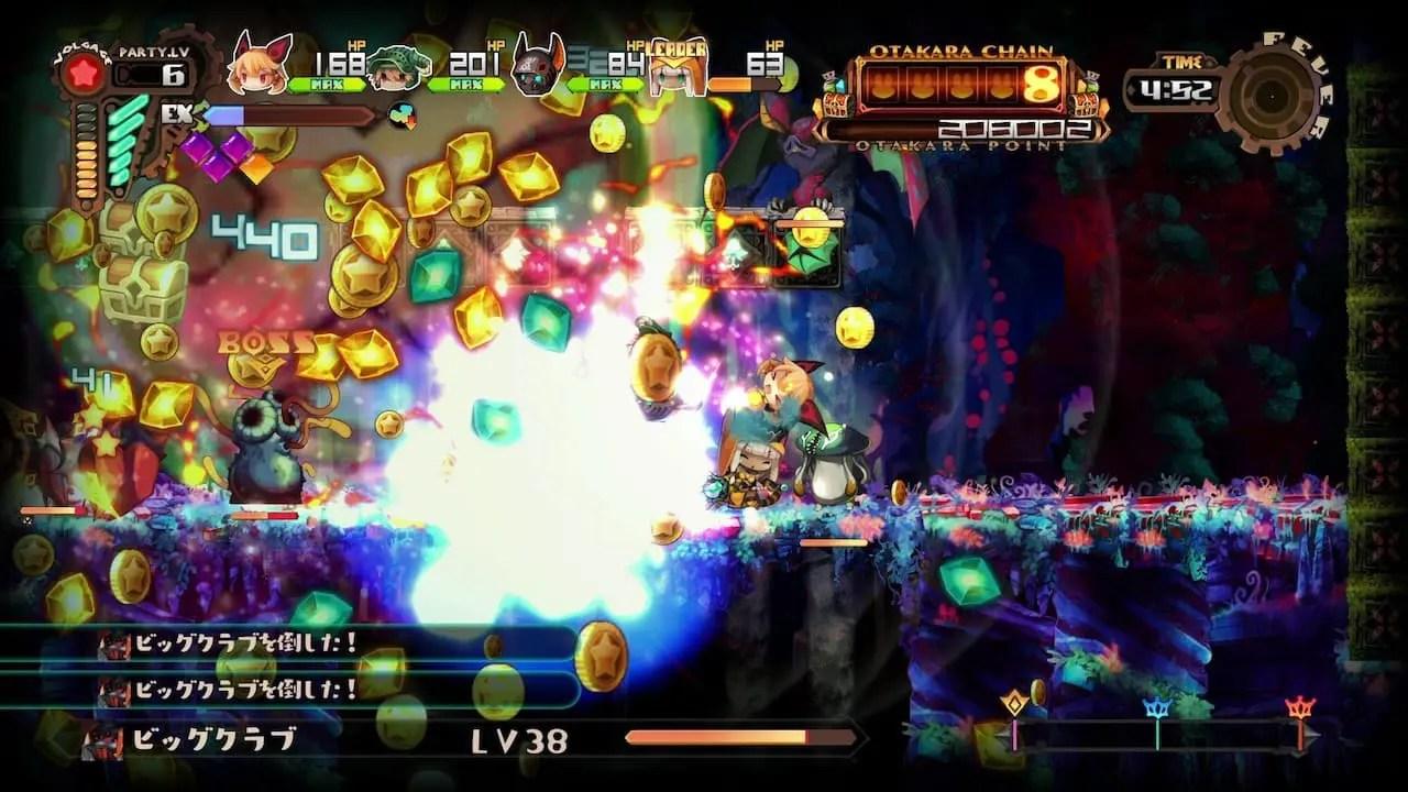 Lapis X Labyrinth Screenshot