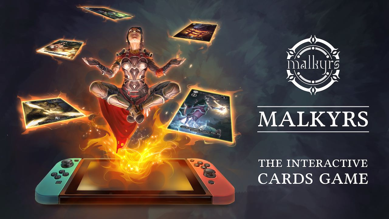 Malkyrs: The Interactive Card Game Image