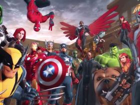 Marvel Ultimate Alliance 3: The Black Order Screenshot