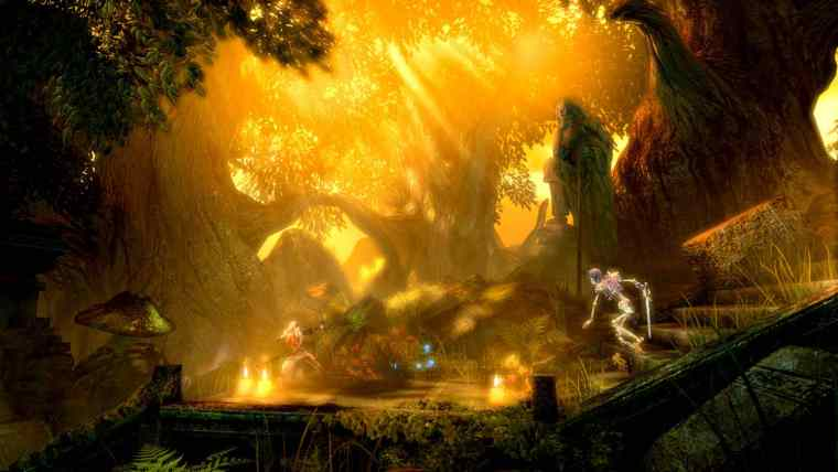 Trine Enchanted Edition Review Screenshot 2