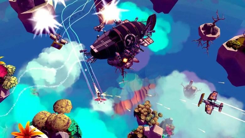 Airheart: Tales Of Broken Wings Screenshot