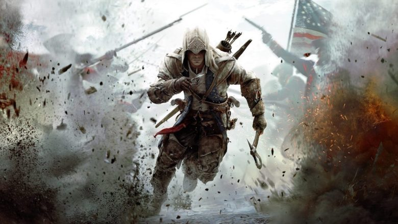 Assassin's Creed III Liberation Collection Key Art