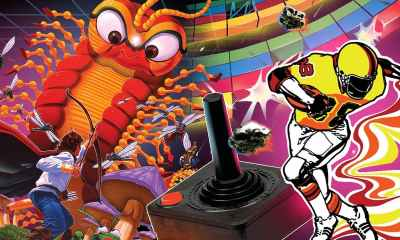 Atari Flashback Classics Review Header