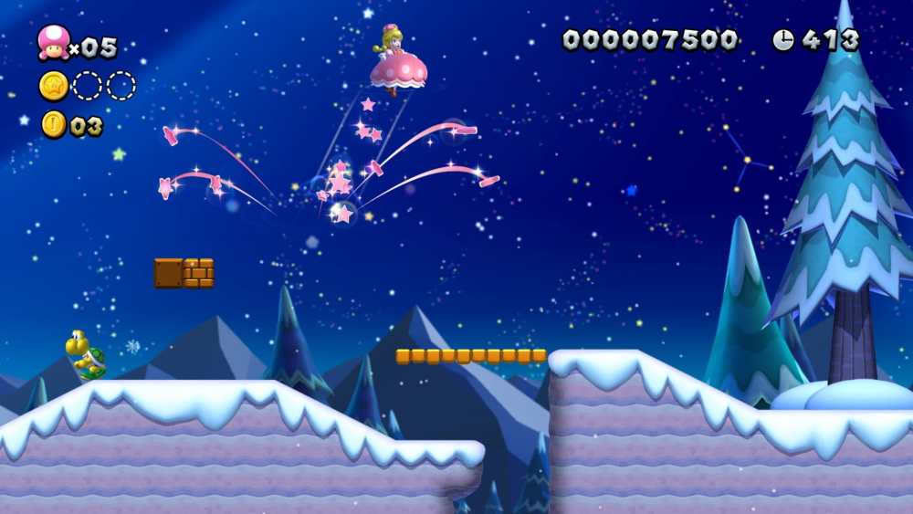 New Super Mario Bros. U Deluxe Review Screenshot 3