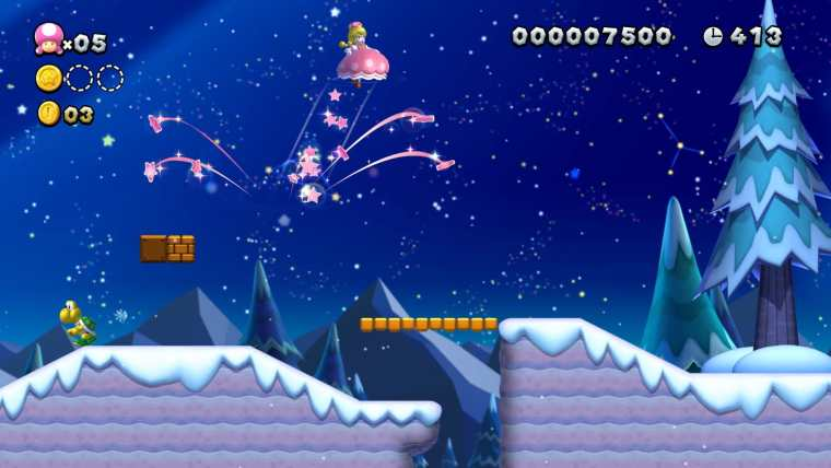 New Super Mario Bros. U Deluxe Review Screenshot 3