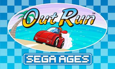 SEGA AGES Out Run Review Header