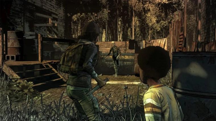 The Walking Dead: The Final Season Episode 3 Review Screenshot 2