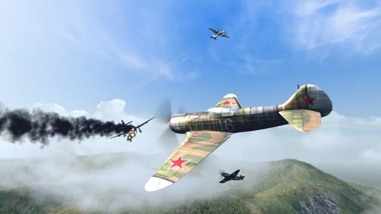 Warplanes: WW2 Dogfight Screenshot