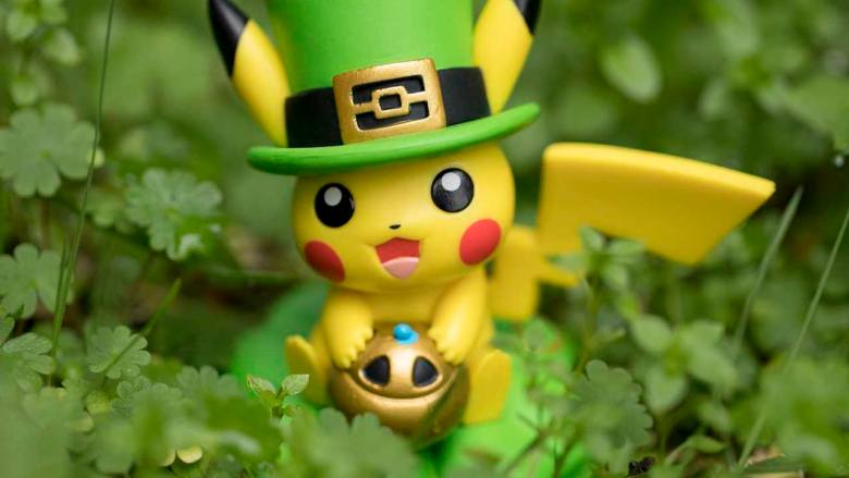A Day with Pikachu One Lucky Day Photo