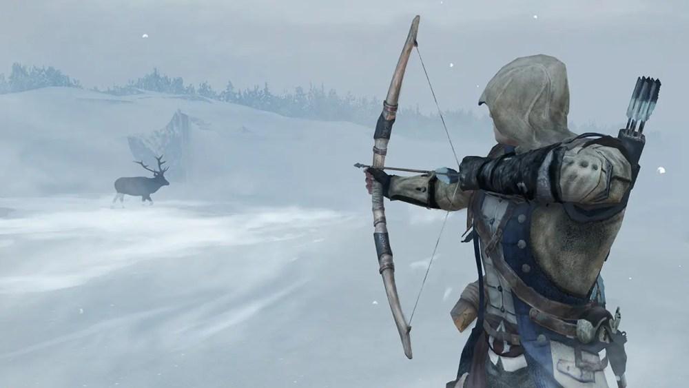 Assassin's Creed III Remastered Switch Screenshot 4