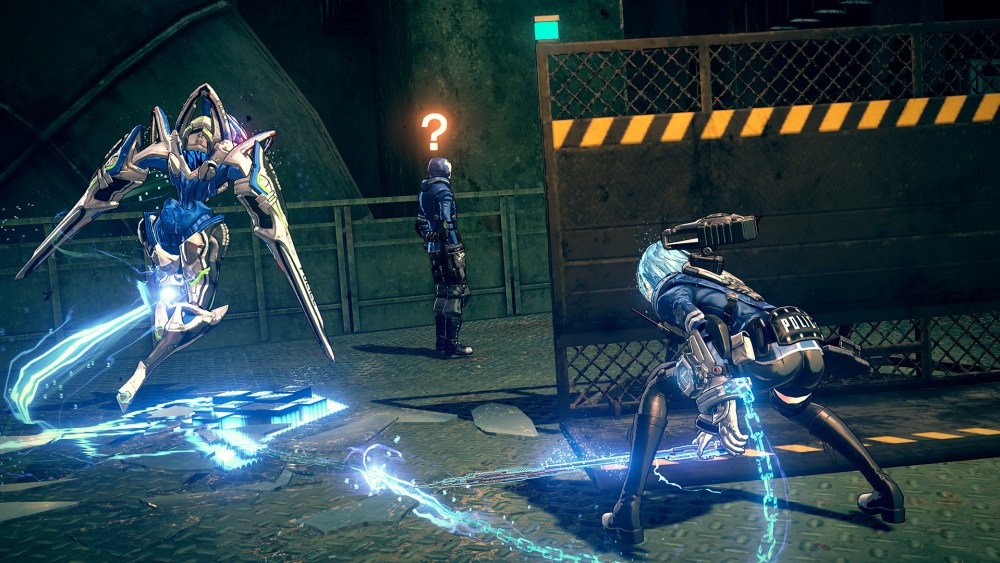 Astral Chain Screenshot 30