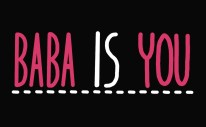 Baba Is You Logo