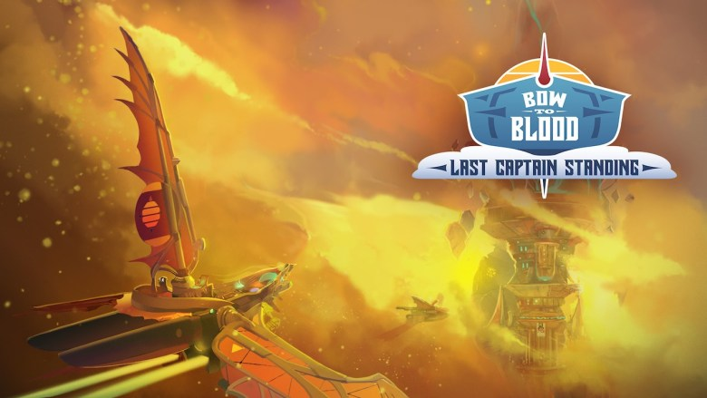 Bow To Blood: Last Captain Standing Key Art