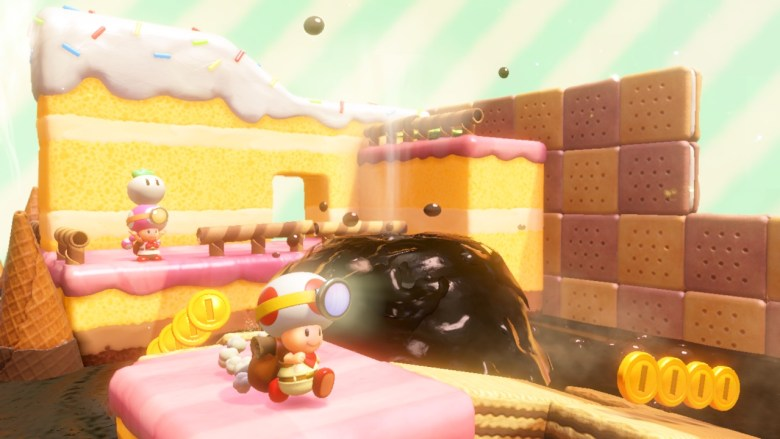 Captain Toad: Treasure Tracker Screenshot 6