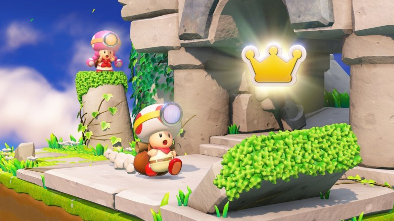 Captain Toad: Treasure Tracker Screenshot 7