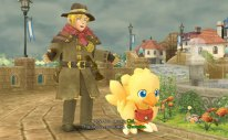 Chocobo's Mystery Dungeon: Every Buddy! Switch Screenshot