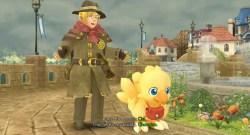 Chocobo's Mystery Dungeon: Every Buddy! Switch Screenshot