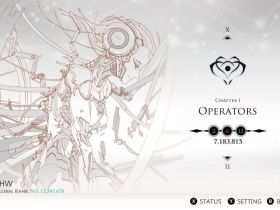 Cytus Alpha Screenshot