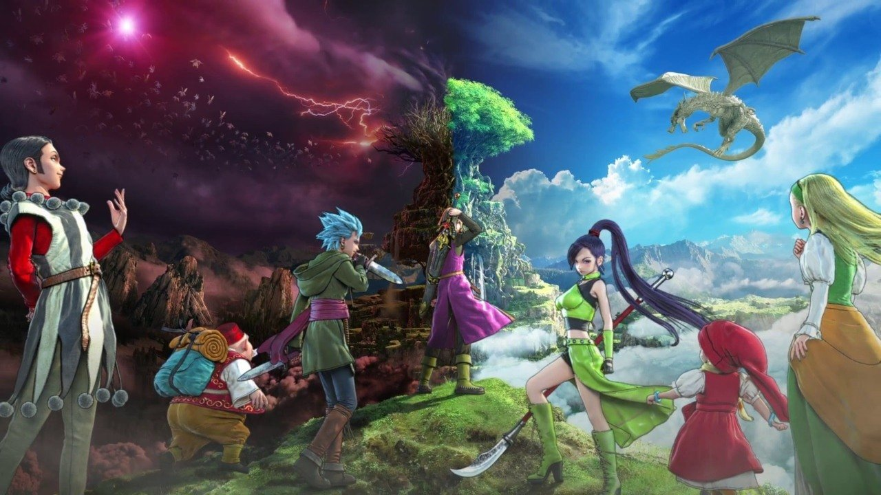Dragon Quest XI S Echoes of Elusive Age Definitive Edition [Switch Review]