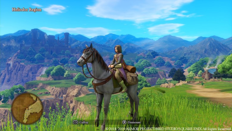 Dragon Quest XI S: Echoes of an Elusive Age Definitive Edition Screenshot 1